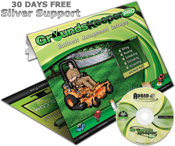Lawn Care Service Software